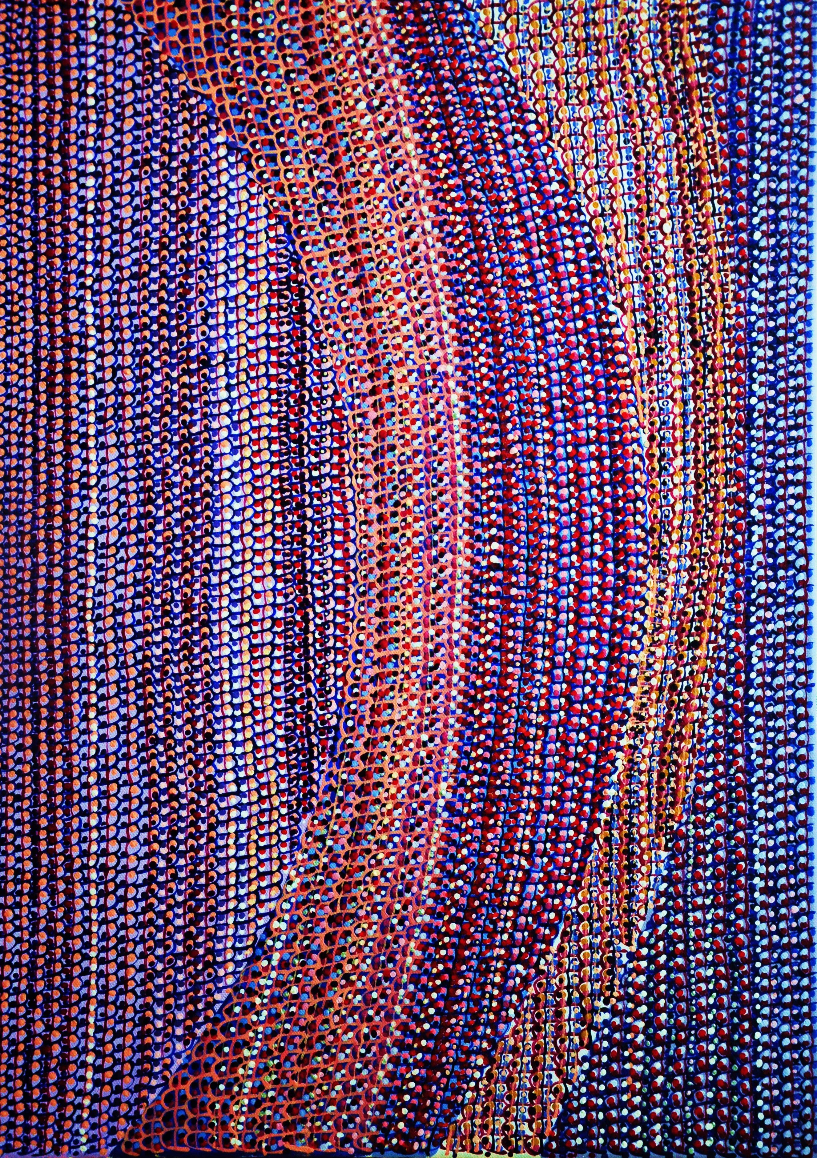 70X50 Acrylic on canvas